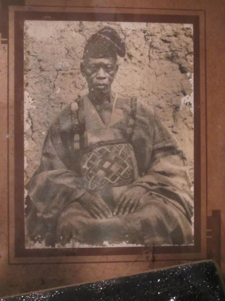 My Great Grand Baba in Ifa, Fakayode Amole (My Baba's Grandfather)