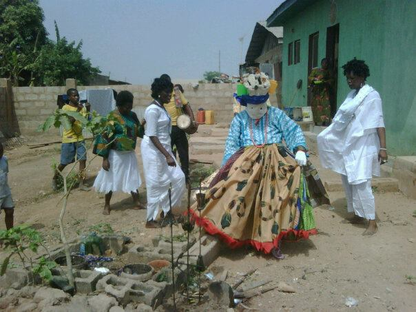 Egbe Eleriko at Ejiodi Home of Tradition in Ibadan, Nigeria