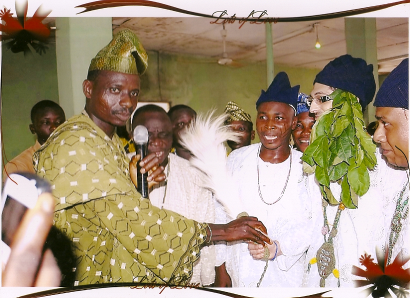 Otun Amufawuni of Ibadan Land
